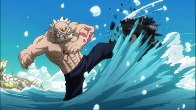 Fairy Tail - 03x08 Makarov Charges