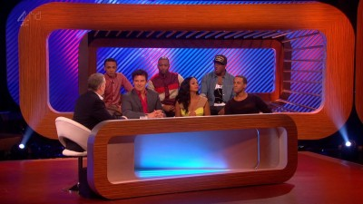 Chris Moyles' Quiz Night (UK) - 05x09 John Barrowman, JLS, Alesha Dixon Screenshot