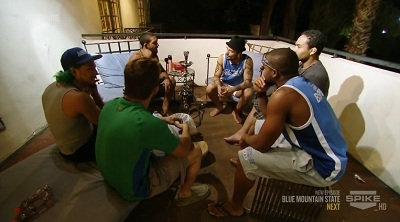 The Ultimate Fighter - 14x07 Draft Dodger