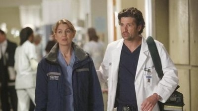 Grey's Anatomy - 08x09 Dark Was the Night