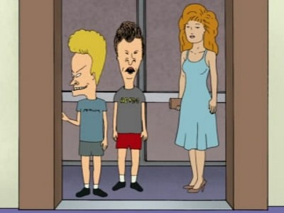 Beavis and Butt-Head - 08x12 Whorehouse/Going Down Screenshot