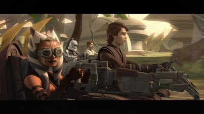 Star Wars: The Clone Wars - 04x11 Kidnapped