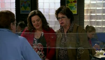Mike & Molly - 02x08 Peggy Gets A Job