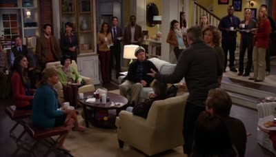 Last Man Standing - 01x07 Home Security