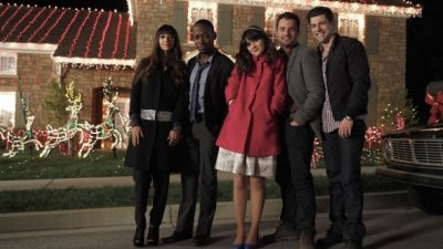 New Girl - 01x10 The Story of the 50