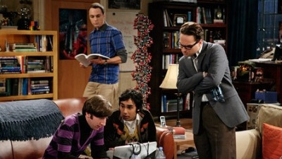 The Big Bang Theory - 05x11 The Speckerman Recurrence
