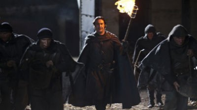 Merlin (UK) - 04x12 The Sword in the Stone (Part 1)