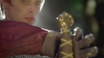 Merlin (UK) - 04x13 The Sword in the Stone (Part 2)
