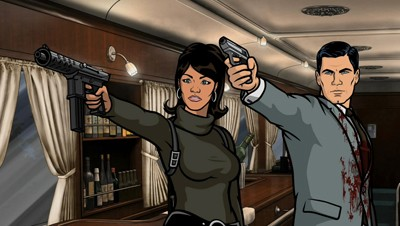 Archer - 03x03 The Limited