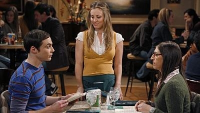The Big Bang Theory - 05x12 The Shiny Trinket Maneuver