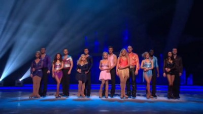 Dancing on Ice (UK) - 07x02 Series 7, Show 1 (Result)