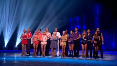 Dancing on Ice (UK) - 07x04 Series 7, Show 2 (Result)