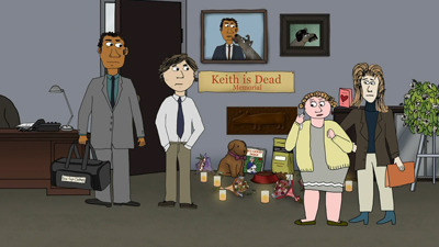 The Life and Times of Tim - 03x10 Keith to the Rescue