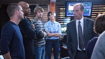 NCIS: Los Angeles - 03x12 The Watchers