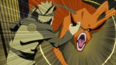 Naruto: Shippuden - 12x03 The Next Challenge! Naruto vs. The Nine Tails