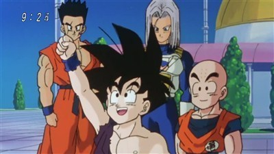 Dragon Ball Z Kai (Dubbed) - 03x18 A Bittersweet Victory! Until We Meet Again! Screenshot