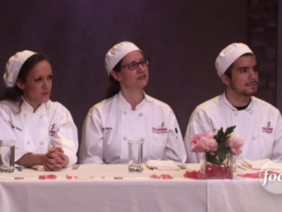 Rachael and guy celebrity cook off contestants