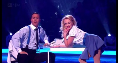 Dancing on Ice (UK) - 07x05 Series 7, Show 3