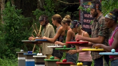 Survivor - 24x07 One World: The Beauty in a Merge