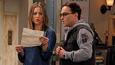 The Big Bang Theory - 05x14 The Beta Test Initiation