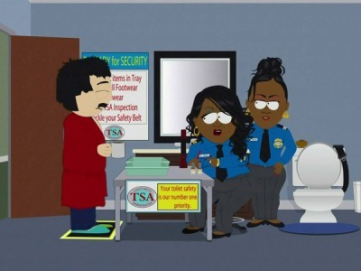 South Park - 16x01 Reverse Cowgirl