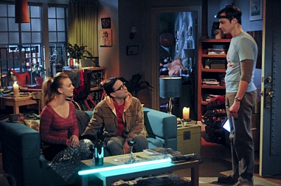 The Big Bang Theory - 05x15 The Friendship Contraction