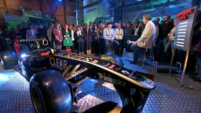 Top Gear (UK) - 18x07 Motor Racing for Less Than It Costs to Play Golf