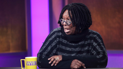 Would You Rather with Graham Norton - 01x13 Janet Varney, Whoopi Goldberg, Leo Allen and Michael Ian Black Screenshot
