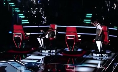 The Voice - 02x04 The Blind Auditions, Part 4
