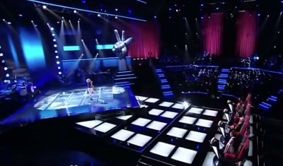 The Voice - 02x05 Week 4