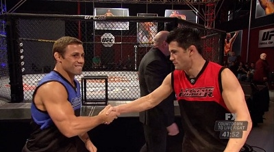 The Ultimate Fighter - 15x03 Old School vs. New School