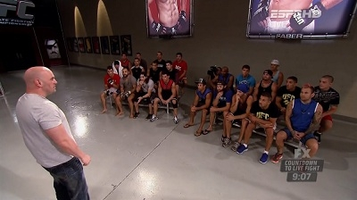 The Ultimate Fighter - 15x10 Season 15, Episode 10