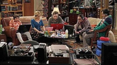 The Big Bang Theory - 05x19 The Weekend Vortex