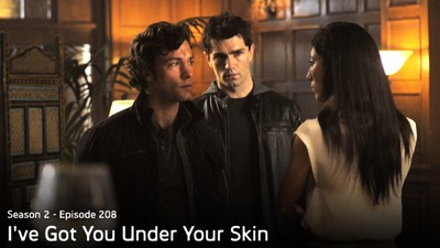 Being Human - 02x08 I've Got You Under Your Skin