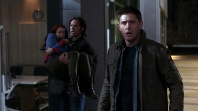 Supernatural - 07x20 The Girl with the Dungeons and Dragons Tattoo