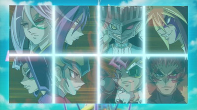 Yu-Gi-Oh! Zexal - 01x53 The Fated Rail: Try Your Luck On A Trap Card!?