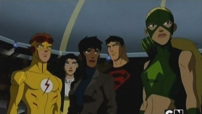 Young Justice - 01x25 Usual Suspects