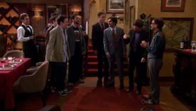 The Big Bang Theory - 05x22 The Stag Convergence