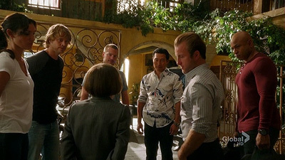 NCIS: Los Angeles - 03x21 Touch of Death