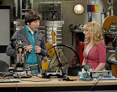 The Big Bang Theory - 05x23 The Launch Acceleration