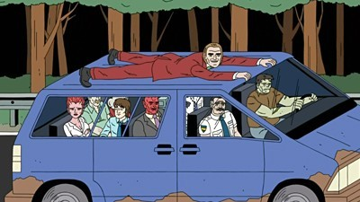 Ugly Americans - 02x17 Fools for Love Screenshot