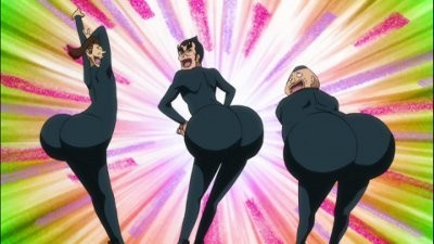 Fairy Tail - 03x31 The Truly Evil Jiggle Butt Gang