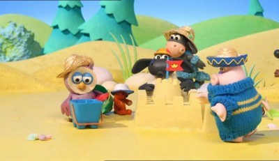 Timmy Time (UK) - 03x28 Timmy's Seaside Rescue
