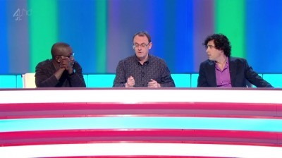 8 out of 10 cats (UK) - 13x02 Hannibal Buress, Sam Buttery, Stephen Mangan and Katherine Ryan
