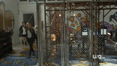 Covert Affairs - 03x02 Sound And Vision