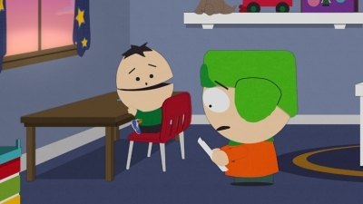 South Park - 16x10 Insecurity