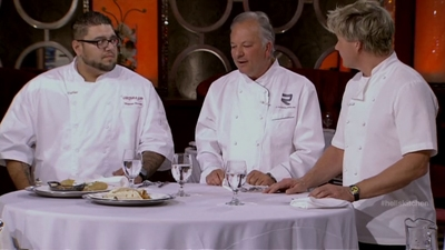 Hell's Kitchen - 10x05 14 Chefs Compete