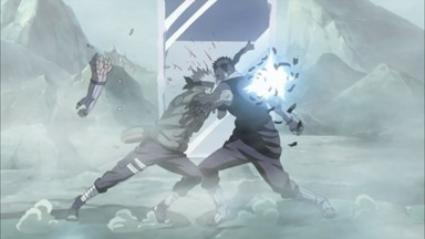 Naruto: Shippuden - 13x06 The First and Last Opponent