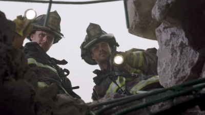 Chicago Fire - 01x02 Mon Amour