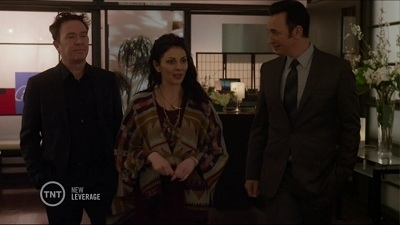 Leverage - 05x04 The French Connection Job